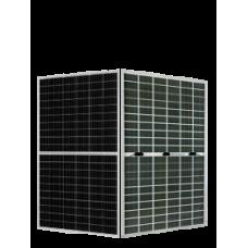 340W JA SOLAR Mono PERC half-cell bifacial glass-glass